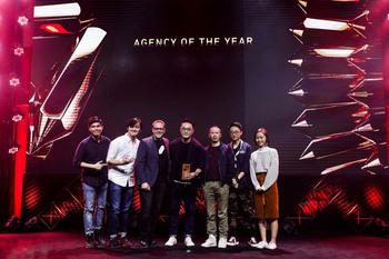 腾迈上海在2017 One Show中华创意节勇夺年度最佳代理商大奖