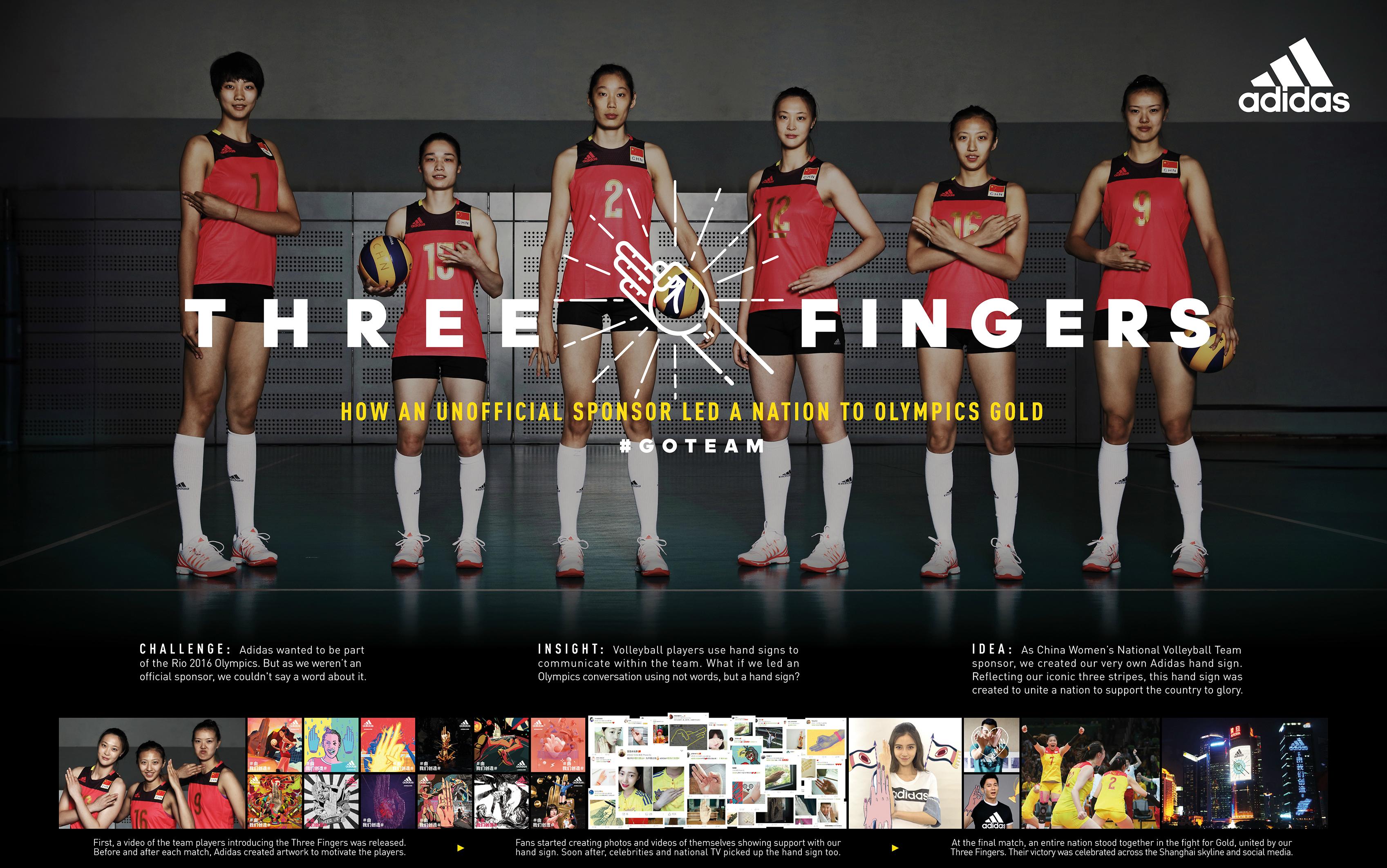 The Three Fingers