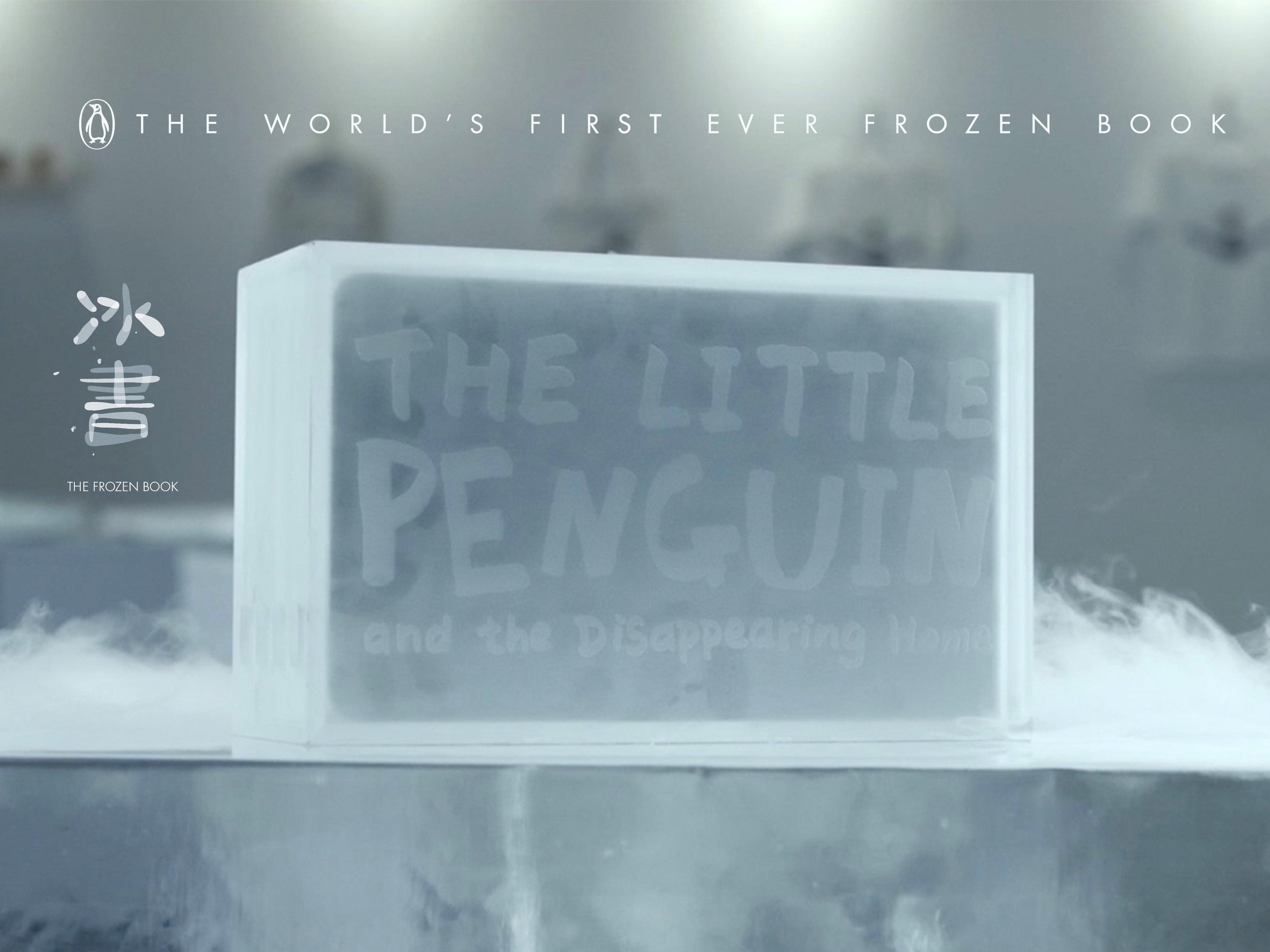 Penguin Frozen Storybook