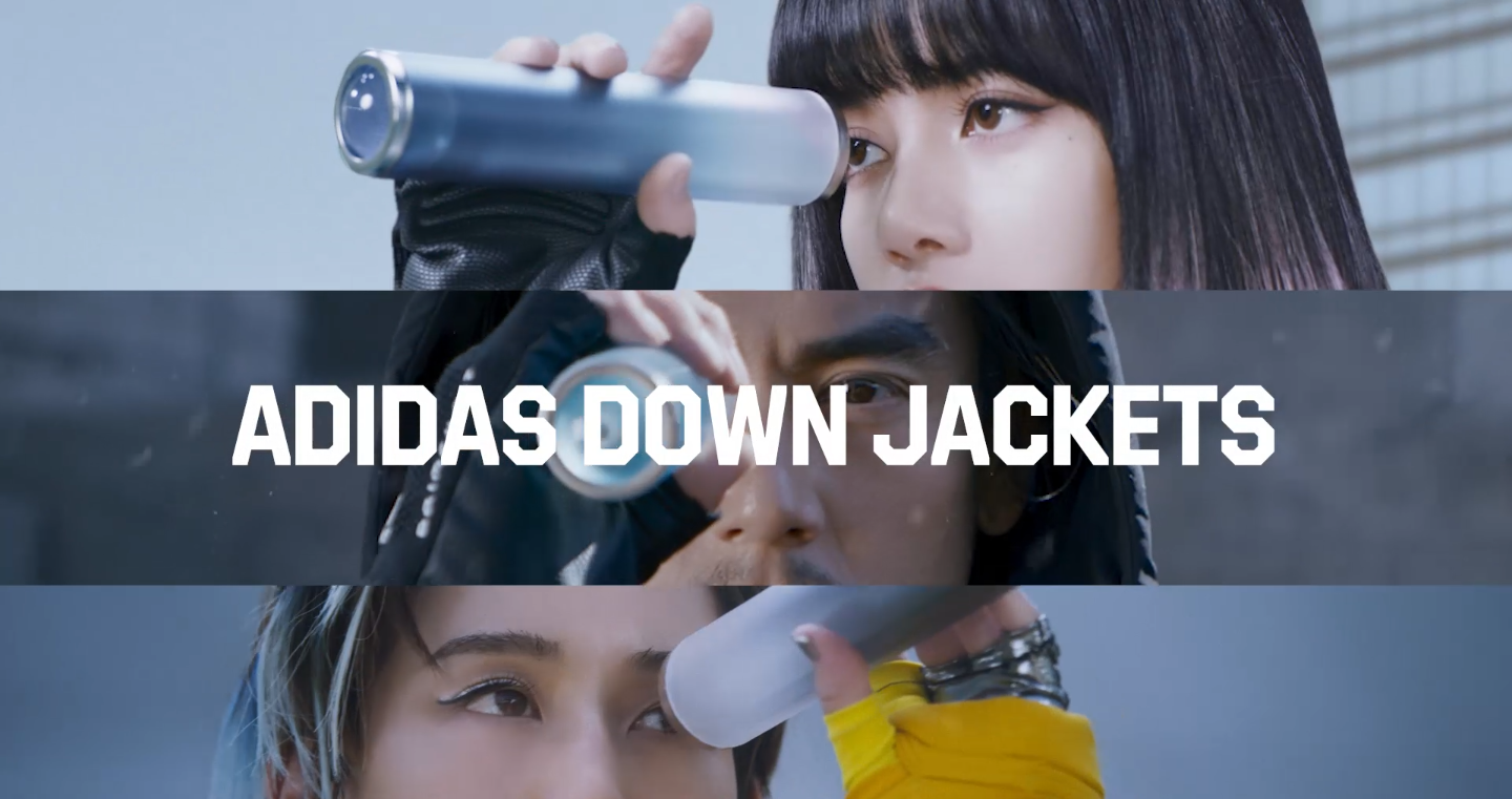 Down Jackets never back down